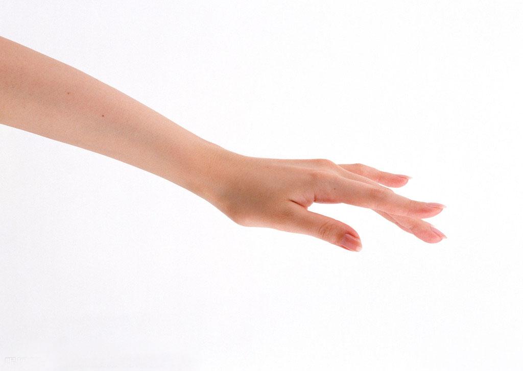 急求一张女生的手的图片