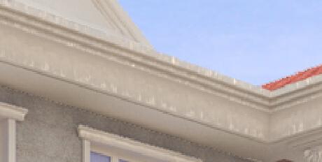 3dmax扫描石膏线有杂斑图片