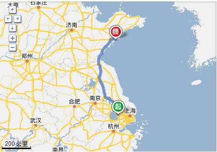 青岛离那个城市最近