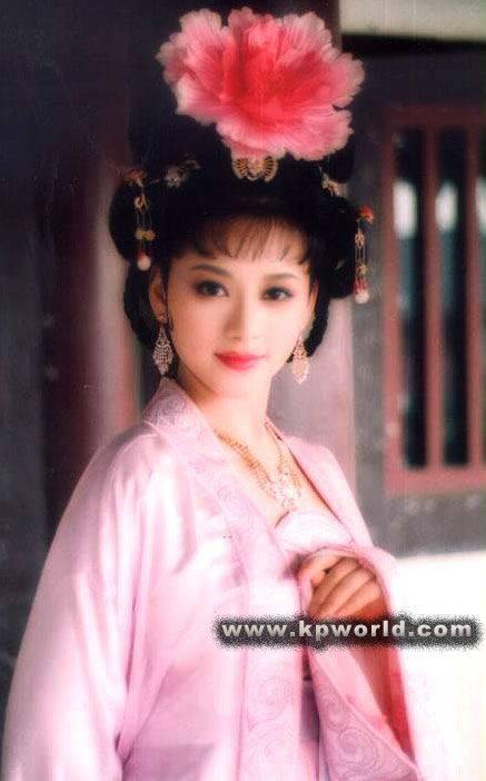 这个古装美女是谁?