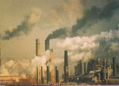 全球水环境的污染原因