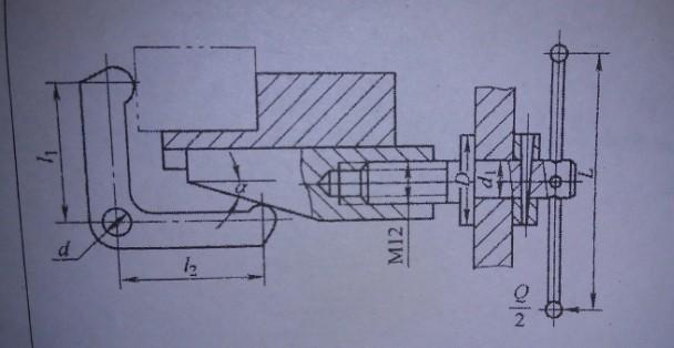2 2012-10-24 夹具设计中哪几种夹紧装置效率高?图片