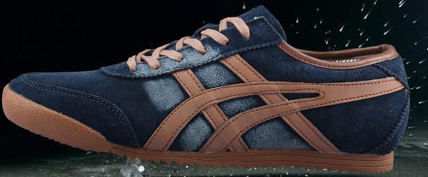 asics 日本的品牌 主要生产跑鞋,也有潮流鞋 其乒乓球鞋在乒乓界里