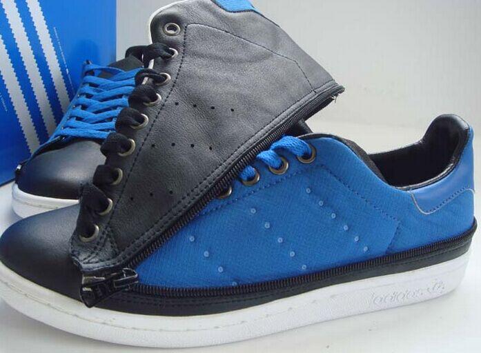 adidas没有鞋带是拉链式的一款鞋是什么鞋图片