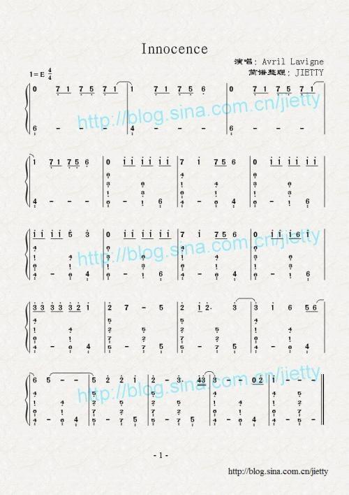 那些年钢琴数字简谱分享 那些年钢琴数字简谱