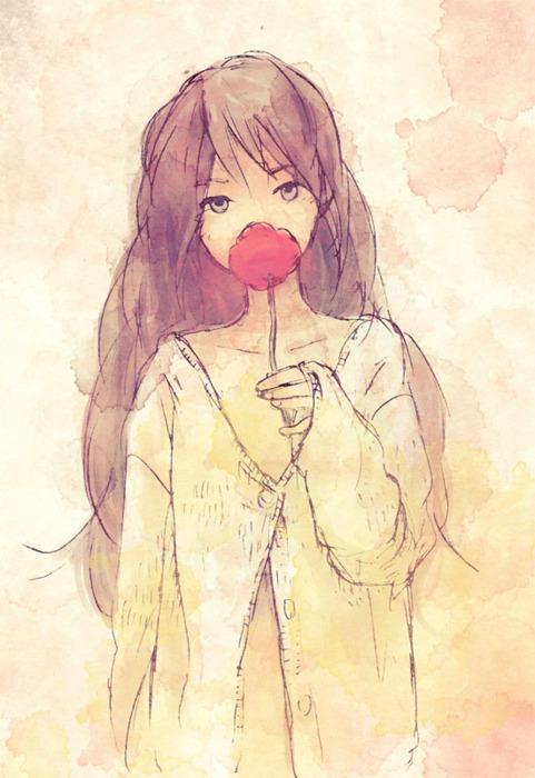 求QQ头像,女生可爱的卡通的,12岁的哦!_百度知道