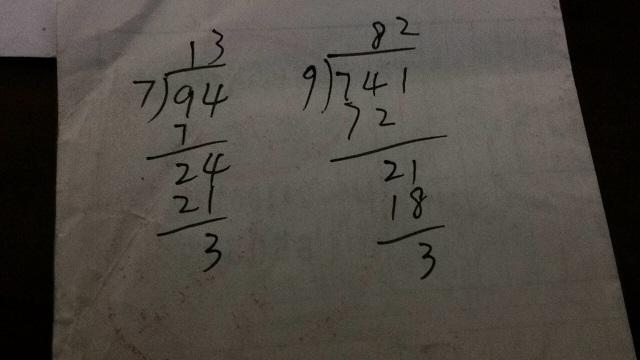 小学三年级除法竖式 在线等图片