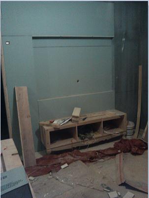 2012-03-25 12:36willis1313  分类:家居装修 电视周边柜子木工师傅图片