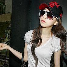 带帽子酷酷女生头像酷女生图片酷酷女生图片戴帽子