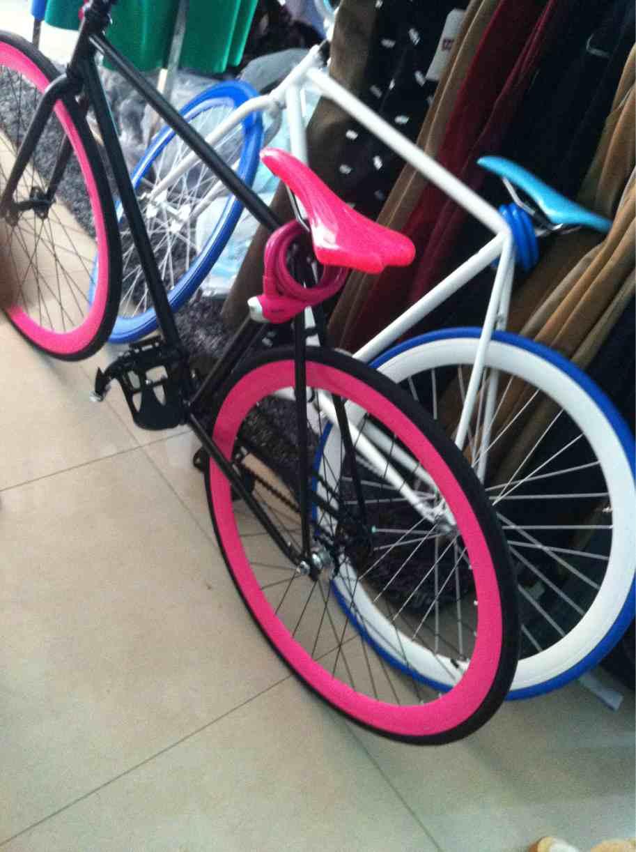大家好,这是什么牌子的自行车?