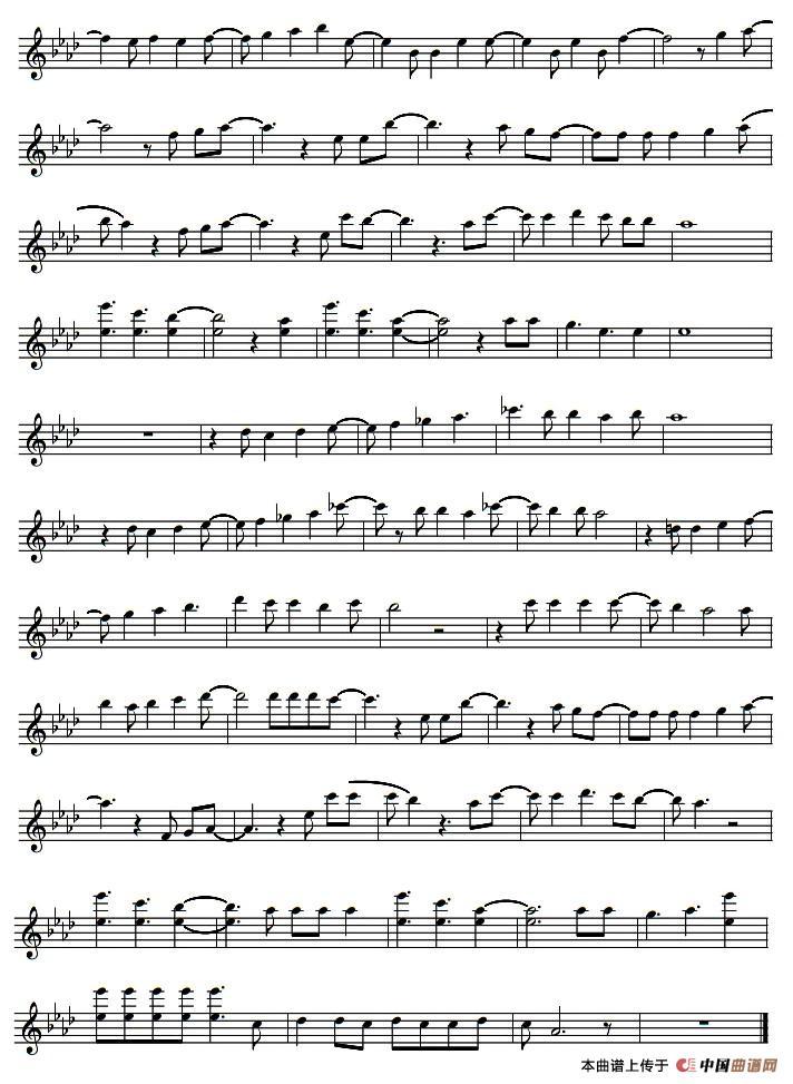 let it go 小提琴谱 16 2008-05-18 幽默曲小提琴钢琴协奏钢琴协奏普图片