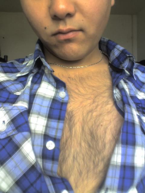 胡子胸毛特别重 女人都喜欢这样的男人吗》?