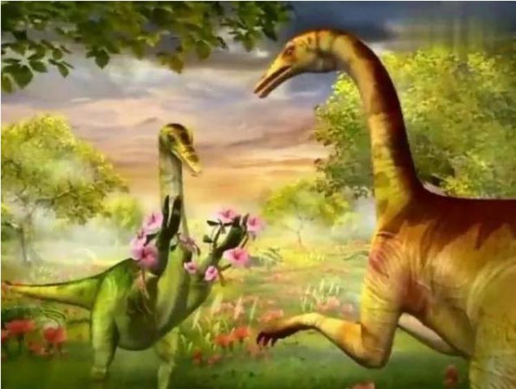 看了动画片《恐龙世界总动员》的大神们,感觉怎么样?图片