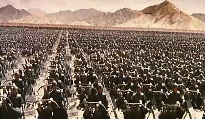 好看的古代战争电影