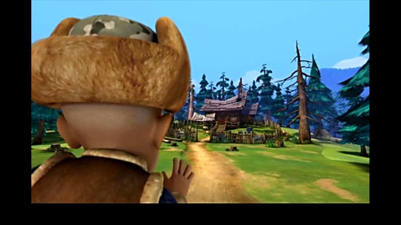 熊出没之丛林总动员动漫图片