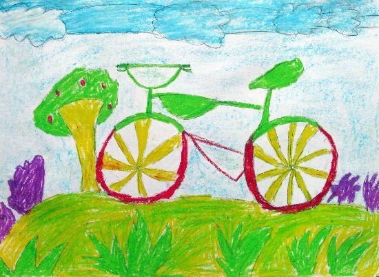 【自行车】图片