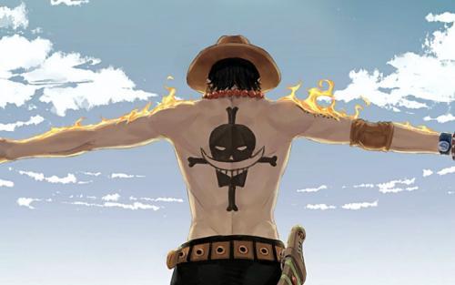 海贼王里的人物众多,比如个人喜欢的有草帽一伙,艾斯,革命军的萨博