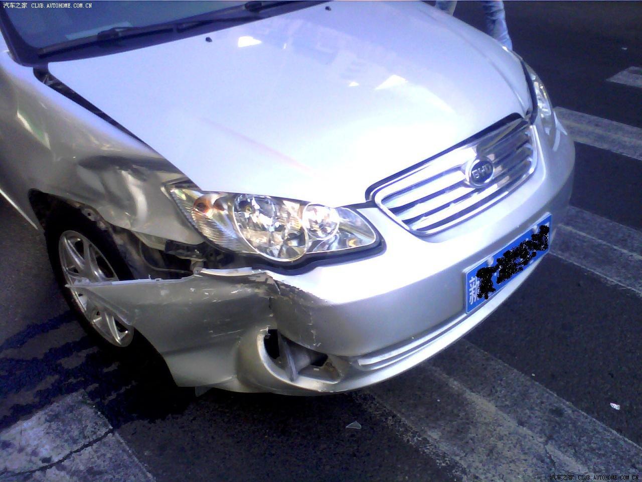 车子大梁撞歪了,修复后有什么影响图片