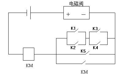 电磁阀上的电气图标都是些什么意思呢?图片