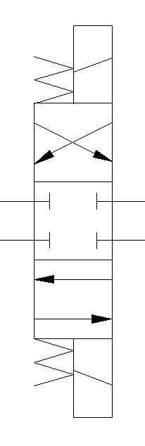 三位四通电磁换向阀图片展示图片