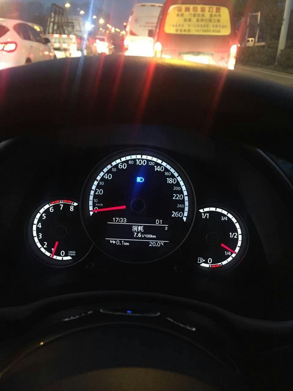 汽车仪表盘辨认100图片