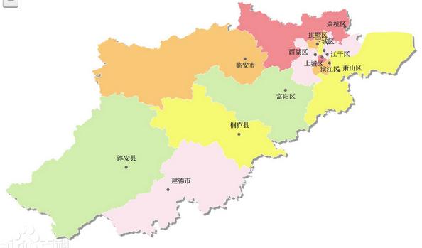 浙江省有多大面积