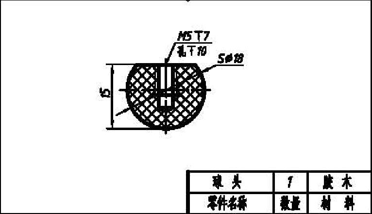 螺纹标注的含义 管螺纹标注方法及含义