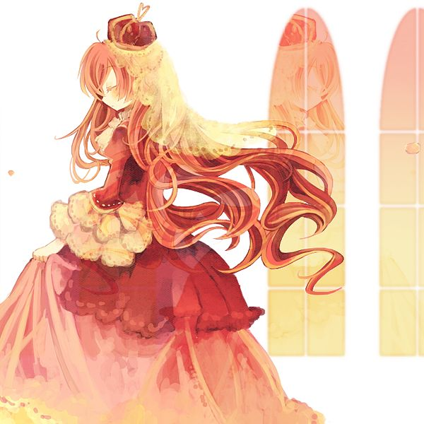 alice and the red queen anime elfen