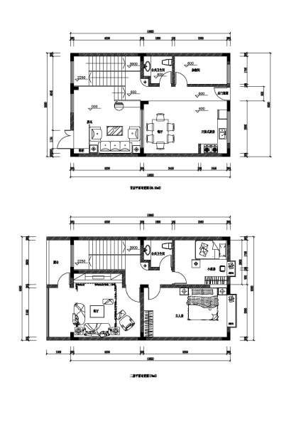 家有地皮68.25平方想建房,求设计图,有大侠帮帮忙不?图片
