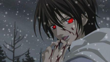 黑色头发眼睛会变红的动漫角色