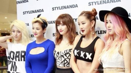 韩国组合女子4人求名字