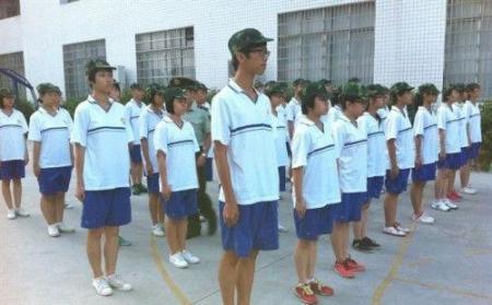 广东广雅,6中,执信中学校服图片