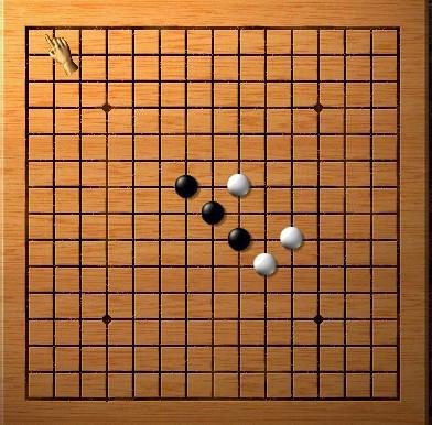 五子棋问题图片