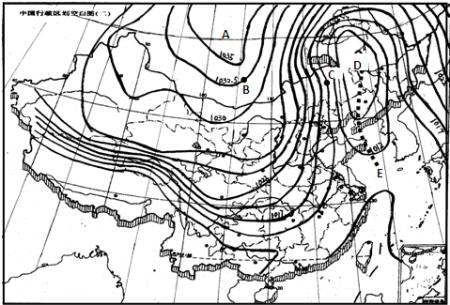 (1)此时全球气压带和风带的移动方向是______.图片