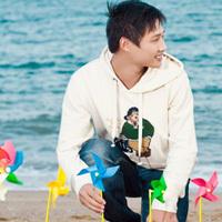 在线在线情侣头像海边背景(2)