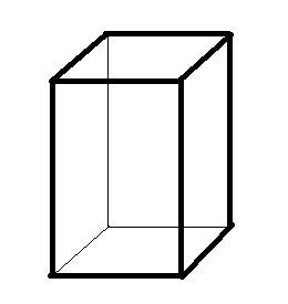 长方体四周指几个面_百度作业帮图片