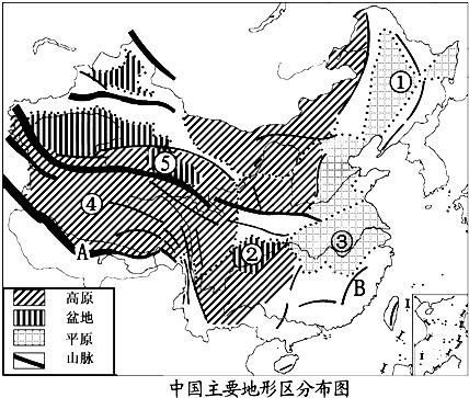 中国地形高清版大图 中国地形空白图 中国地形空白图