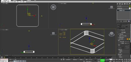 3dmax渲染轮廓出现凹痕图片