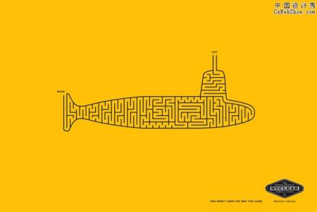 平面广告设计的历史图片