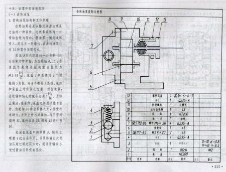 谁有caxa制造工程师的齿轮油泵装配图和零件图图片
