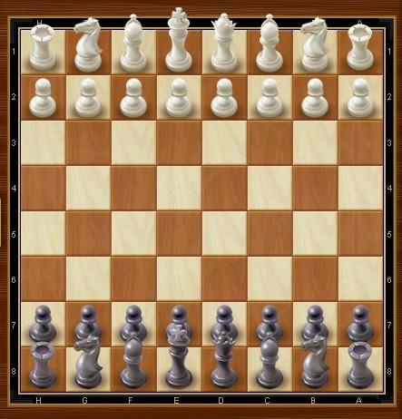 关于国际象棋的分辨图片