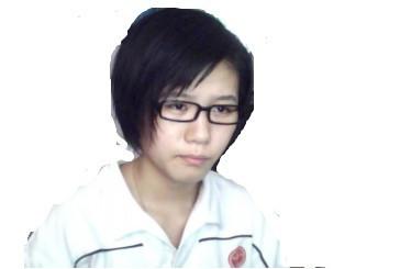 女中学生短发,不烫不染,干净利落,拒绝波波头(需要效果图)图片