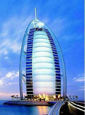 最高星级酒店_迪拜七星级酒店(图)