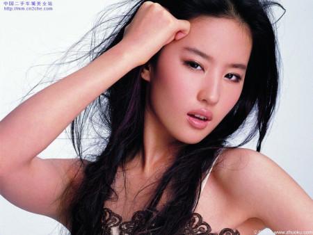 刘亦菲几几年出道?
