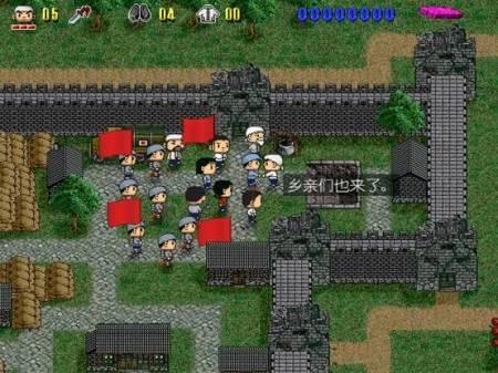 打日本鬼子的游戏_求一款游戏,单机,平面的,打日本鬼子,有两个角色可供选择
