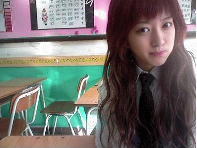 这个韩国民间美女的姓名