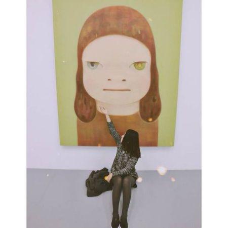 日本动漫人物刘海很短的一个小女孩图片