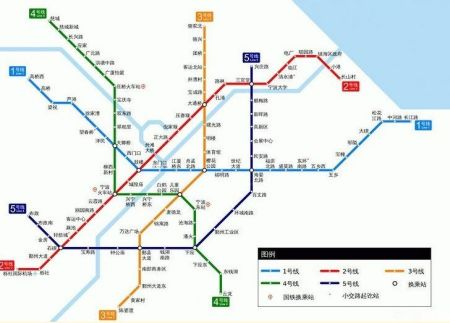 宁波轨道交通8号线是根据《宁波市2030城市发展战略》,新修编的线网规图片