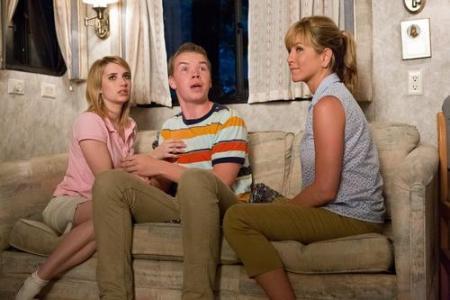 家庭影��k�9�b9��9f_《冒牌家庭》于2013年8月7日北美上映,上映首周周末在北美影市表现