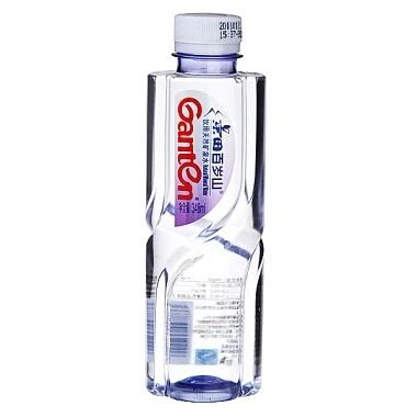 百岁山矿泉水瓶两种瓶子哪种是真的?图片